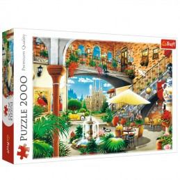 Vista of Barcelona 2000pc