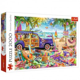 Tropical Holidays 2000pc