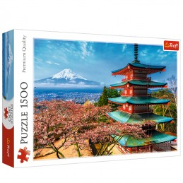 Mount Fuji / HUBER 1500pc