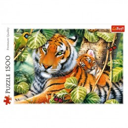 Two tigers 1500pc