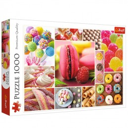 Candy - collage / Fotolia...