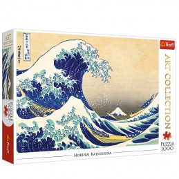 The Great Wave of Kanagawa...