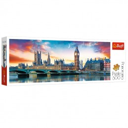 Big Ben and Palace of Westminst 500pc