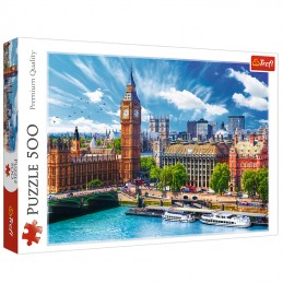 Sunny day in London 500pc