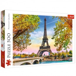 Romantic Paris 500pc