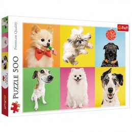 Dogs 500pc
