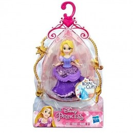 Rapunzel Princesa Disney Royal Clips Hasbro