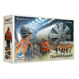 1987 Channel Tunnel