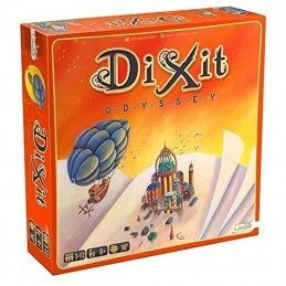 Dixit Base Odissey