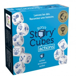 Story Cubes Action